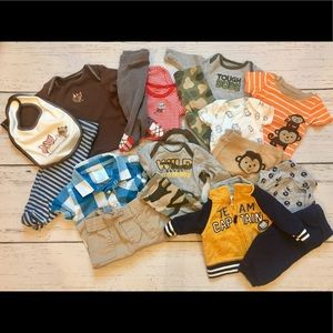 Sale - Newborn Baby Boy Clothes